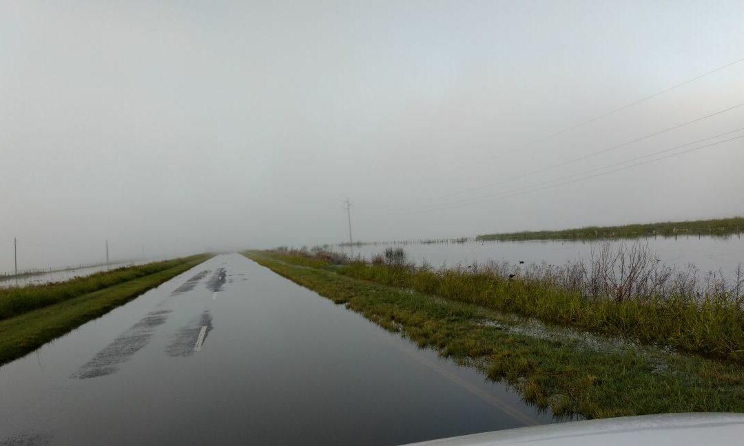Fotografía de inundación 2016/17